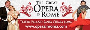 OPERA IN ROMA 2015