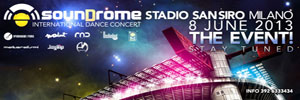 SOUNDROME | INTERNATIONAL DANCE CONCERT