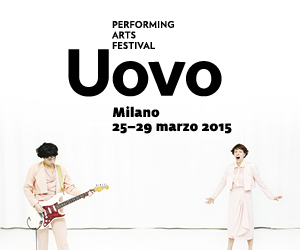UOVO PERFORMING ARTS FESTIVAL 2015