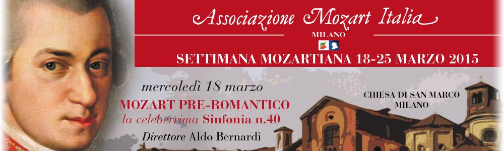 ASSOCIAZIONE MOZART ITALIA-MILANO