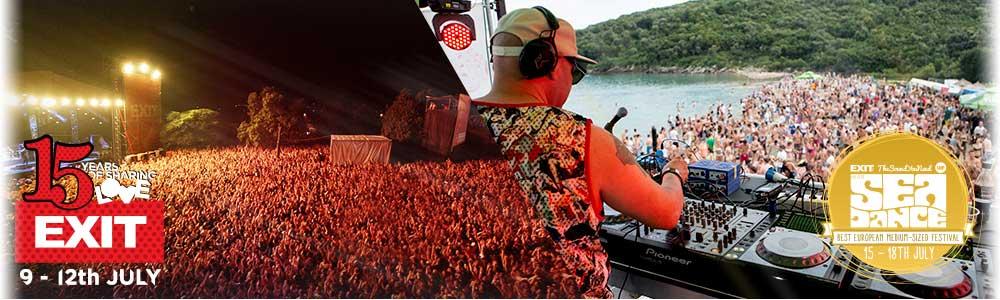 EXIT ADVENTURE 2015 FESTIVAL
