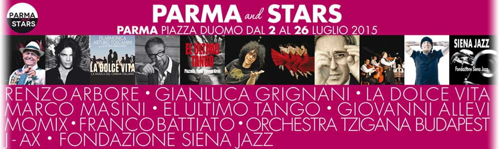 PARMA AND STARS