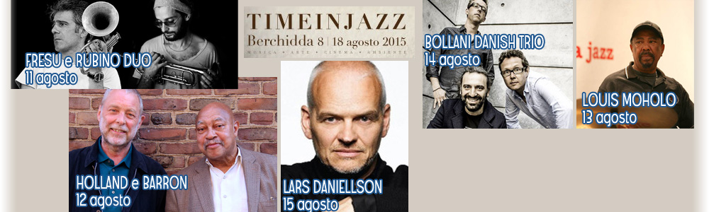 TIME IN JAZZ 2015