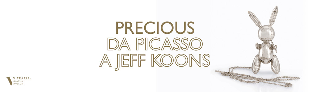 PRECIOUS - DA PICASSO A JEFF KOONS