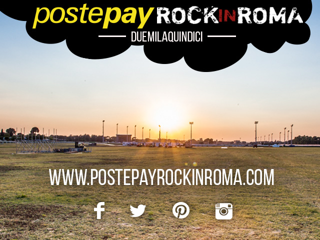 Postepay Rock in Roma 2015