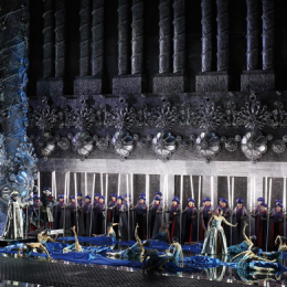 SANSONE E DALILA - Teatro Regio