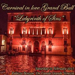CARNIVAL IN LOVE GRAND BALL -