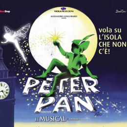 PETER PAN - IL MUSICAL - Teatro Regio