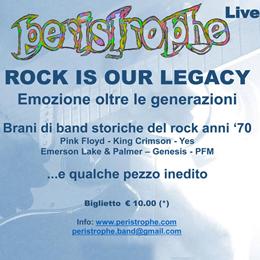 PERISTROPHE LIVE - Spazio Teatro 89