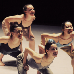 BATSHEVA DANCE COMPANY - Tour in Italia
