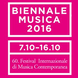 LA BIENNALE DI VENEZIA - MUSICA -