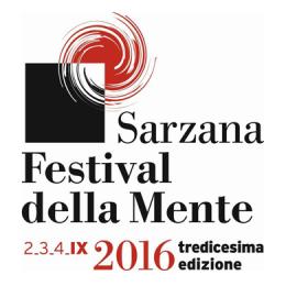 FESTIVAL DELLA MENTE 2016 - Sedi Varie Sarzana (SP)