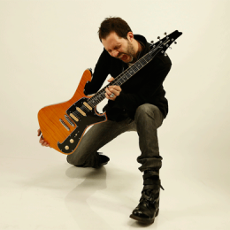 PAUL GILBERT - Tour