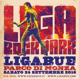 LIGABUE - LIGA ROCK PARK - Parco di Monza