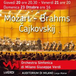 MOZART / BRAHMS / CAJKOVSKIJ - BLACHER - Auditorium