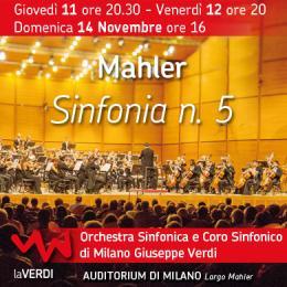 MAHLER - SINFONIA N.5 / FLOR - Auditorium