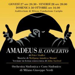 AMADEUS - IL CONCERTO - Auditorium