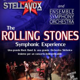 THE ROLLING STONES SYMPHONIC EXPERIENCE - Teatro Nuovo
