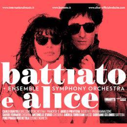 FRANCO BATTIATO E ALICE - PIAZZA ARANCI