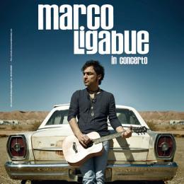 MARCO LIGABUE - TOUR 2016 - TEATRO ASIOLI