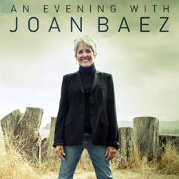 AN EVENING WITH JOAN BAEZ - Tour Europeo Estivo