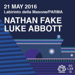 NATHAN FAKE E LUKE ABBOT - Labirinto della Masone