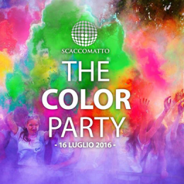 THE COLOR PARTY - Scacco Matto