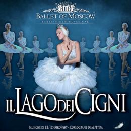 IL LAGO DEI CIGNI - BALLET OF MOSCOW - Teatro Accademia