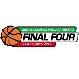 FINAL FOUR SERIE B 2016 - Palaterme