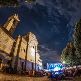 XXXII VERUCCHIO FESTIVAL 2016 - Verucchio (RN) - Sagrato della Chiesa della Collegiata