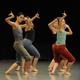 BATSHEVA DANCE COMPANY - TRE - Teatro Zandonai