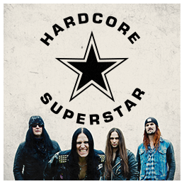 HARDCORE SUPERSTAR - Area Feste Comunale