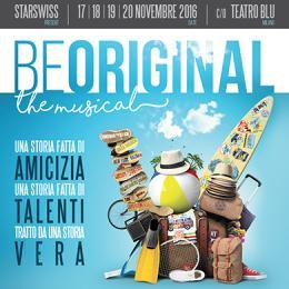 BE ORIGINAL - Teatro Blu