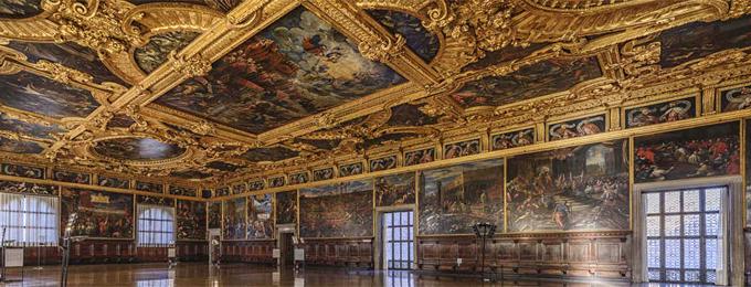 Palazzo ducale e altri 10 musei di venezia museum pass for Mostra cina palazzo venezia