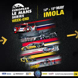 ELMS 4 HOURS OF IMOLA - 3 DAYS - Autodromo Paddock 1