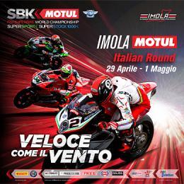CAMPIONATO MONDIALE MOTUL FIM SUPERBIKE - Autodromo Enzo e Dino Ferrari IMOLA