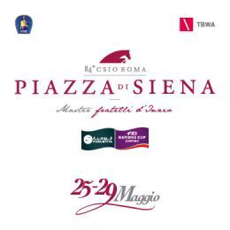 84. CSIO ROMA PIAZZA DI SIENA - Roma
