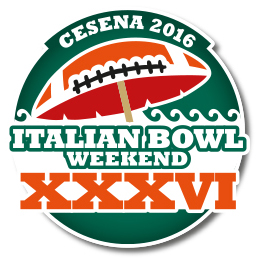 ITALIAN BOWL WEEKEND 2016 - Stadio Dino Manuzzi