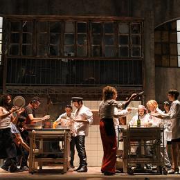 LA CUCINA - Teatro della Corte - Teatro Stabile di Genova