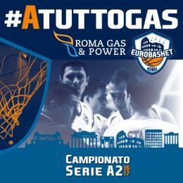 EUROBASKET ROMA 2016/2017 - A TUTTO GAS - PalaTiziano