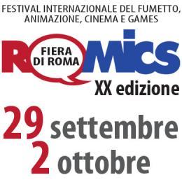 ROMICS 2016 - Ed. Autunno -
