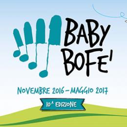 BABY BOFE' 2016-2017 - sedi varie - BOLOGNA