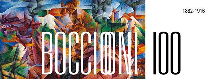 BOCCIONI 100