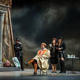 IL BORGHESE GENTILUOMO - Teatro Duse - Teatro Stabile di Genova