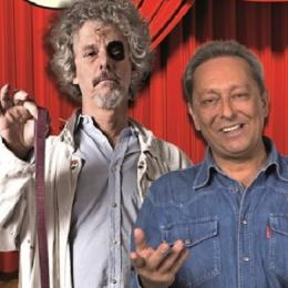 CABARET CON DUILIO PIZZOCCHI E PAOLO MIGONE - Teatro il Celebrazioni