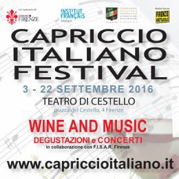 CAPRICCIO ITALIANO - Teatro Cestello - Firenze
