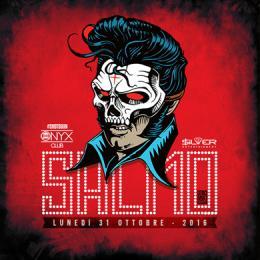 SALMO - ONYX CLUB