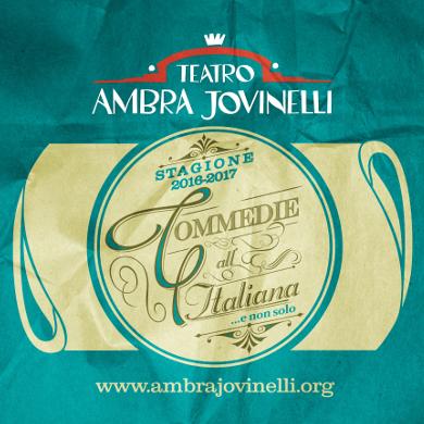 MIGLIORE - Teatro Ambra Jovinelli