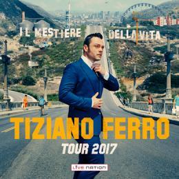 TIZIANO FERRO TOUR 2017 - Tour