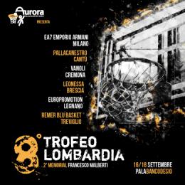 8VO TROFEO LOMBARDIA - PALADESIO